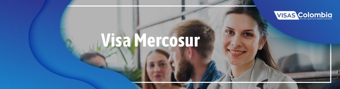 visa mercosur colombia